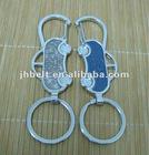 audi/volkswagen car logo metal keychain/toyota/hyundai genuine leather keychain for guys