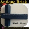 Antique Brick -- 200x40x50mm 50Mpa