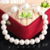 girls accessories pearl bracelet with crystal