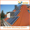 tile roof solar roof mounting &solar roof bolts hook mounting system