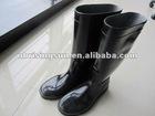 Black PVC Boot