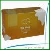 personal care clear plastic box