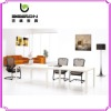 high quality modern round office desk HS-009