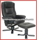 hot Comfortable Footrest PU Recliner chair