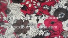Printed twill sofa fabric