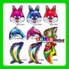 """CUSTOMIZED OR SMALL WHOLESALE STOCK MIX STYLES NEW 18"""" HOT SALE ADVERTISING ALUMINUM fish balloon"""
