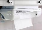 GENIECut No-Touch Automatic Sensor-Controlled Kitchen Roll Paper Towel Holder,Dispenser & Cutter, Mounted Under Kitchen Cupboard