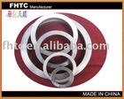 Metal pump seals