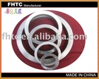 Metal pump seals