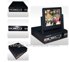 7'' 4CH/8CH All-in-one Harddisk CCTV DVR
