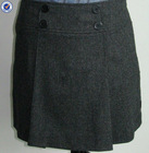 Ladies' woven skirt