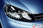 auto led head lamp for golf6 2008