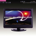 "4.3"" LED digital screen 2 Video input 1 Audio output table model 001"