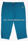 blue casual pants ladys
