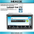 "UNIVERSAL 7"" HD 1080P Android 2.3 CAR PC WITH WIFI 3G GPS DVD PLAYER"