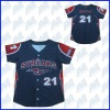 100% polyester adult sublimated baseball uniform