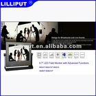 "Lilliput-NEW 9.7"" HDMI HD Monitor with Broadcast Quality for Full HD Camcorder Application for CCTV Monitoring & Making Movies."