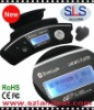 2012 new Steering Wheel Bluetooth Handsfree Car Kits, Parrot bluetooth handsfree car kit, SLS-B168D
