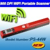 2012 Newest Wifi 900 DPI Digital Portable Colour Scanner