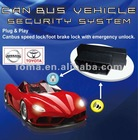 easy CAN bus OBD upgrading car alarm/safe system