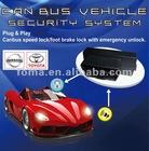 easy CAN bus OBD upgrading car alarm/safe system