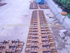 track shoe crawler crane parts