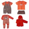2012 organic Baby clothes with good quality