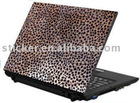 Plush laptop skin 001