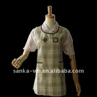 hot~2012 Cotton apron best selling in Japan