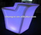 LED corner bar table&furniture