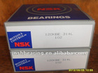 120KBE 31+L 102 NSK Bearings