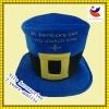 2011 Fashion Trends Carnival Hat Comb Plush Carnival Hat Non-woven Carnival Hat (KHM03)