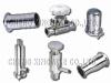 Sanitary valve fitting
