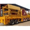 Construction Stone Mobile Crusher