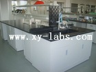 Lab High Performance Green Chemical Fume Hoods and Quartz or Epoxy Resin Worktops