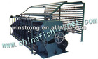 ZRD Series of twin hook type of rotating hook single and double knot netting machine