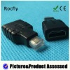 New!!! hdmi to mini5 pin usb converter
