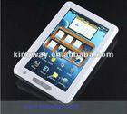 7'' russian ebook reader 4GB flash TF card to 32GB high speed