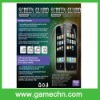 Brand New Mirror Screen Protector For iphone 4G 4GS cell phone case 2pcs lot with pacakge