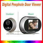 Patented Digital Door Peephole Viewer with 2.5inch TFT LCD Screen (DW-D-285A)