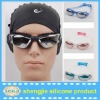HOT sale practical and comfortable silicone swimming googles