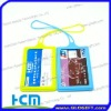 Good promotional gifts silicone credit card hold