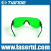blue eye protection laser safety goggle TD-EG-04