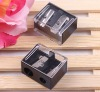 Cosmetic pencil sharpener, Makeup Sharpener,Double holes,Good quality(SH-011