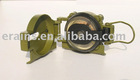 Military Compass and Army Compass for Outdoor Hiking of Metal Marching Lensatic compass in pocket
