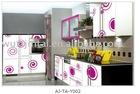 Colored Drawing On Cabinet Board AJ-TA-Y002