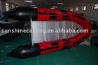 Aluminum Floor boat