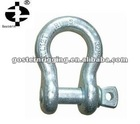 drop forged bolt shackle US type G209