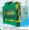 plywood hotpressing machine
