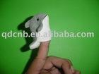 Dolphin Finger Puppet Plush Whale Finger Puppet Mini Plush Dolphin Finger Puppet
